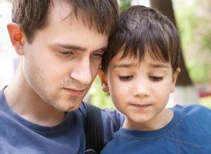 Umgangsrecht des Vaters. Wie oft darf er sein Kind sehen?