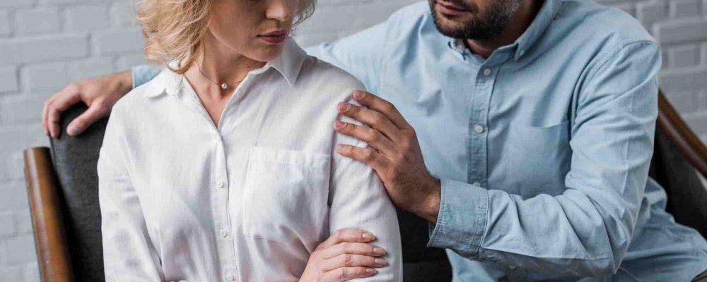 Dating einer Frau, die durch die Scheidung geht